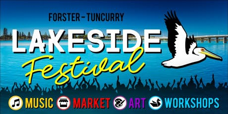 Lakeside Festival 2019 tickets