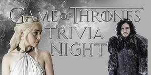 'Game of Thrones' Trivia at LBOE