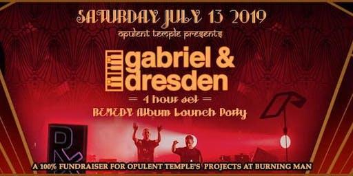 Opulent Temple presents Gabriel & Dresden