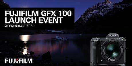 GFX 100 LAUNCH EVENT  tickets