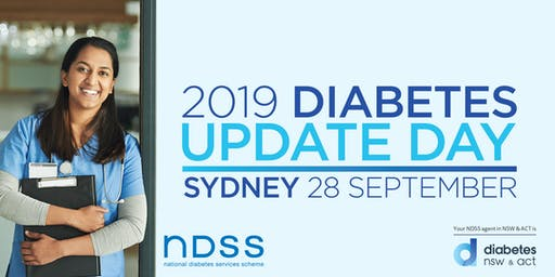 Diabetes Update Day 2019 - Sydney