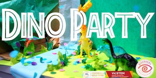 Dino Party - Hullabaloo