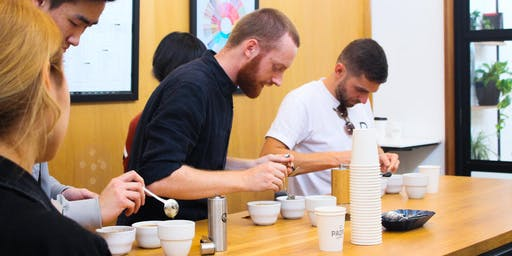 The Chemistry of Coffee and Flavour with Jake