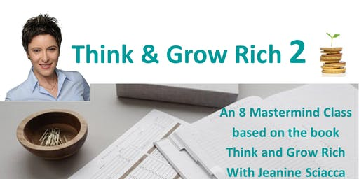 Think and Grow Rich 8 Week Mastermind 2