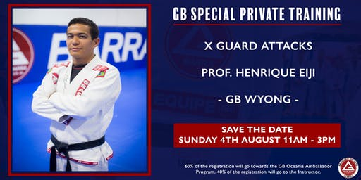 GB Special Private Training at GB Wyong