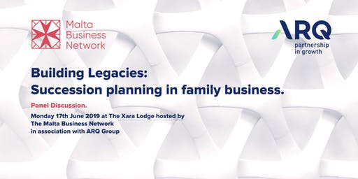 Building Legacies. Succession planning in family business. MBN June 2019
