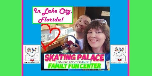 "Autism Welcomed Decal Symbol ""Skate & Smile""Test-Drive in Lake City,FL!"
