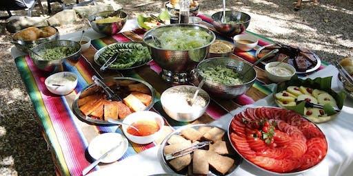 Cooking Adventures Around The World: Festive Mediterranean