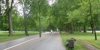 Passeggiata a Villa Glori (parco della rimembranza).