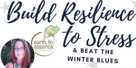 Winter Wellness: Build Resilience to Stress - Aldinga Library tickets