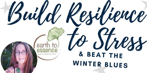 Winter Wellness: Build Resilience to Stress - Aldinga Library