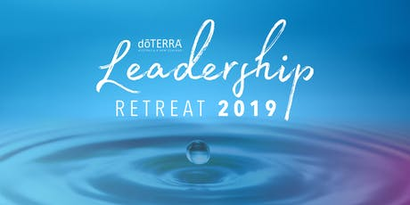 dōTERRA AU/NZ 2019 Leadership tickets