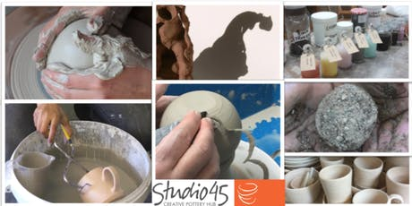 Ceramics - Throwing & Sculpting - Project Lead tickets