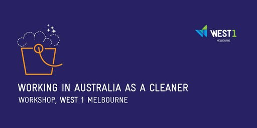 Working in Australia as a Cleaner