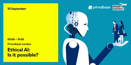 Ethical AI: Is it possible? tickets