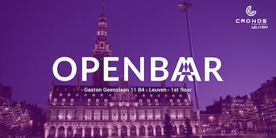 Openbar meetup 13 - Virtual Reality & Google Cloud
