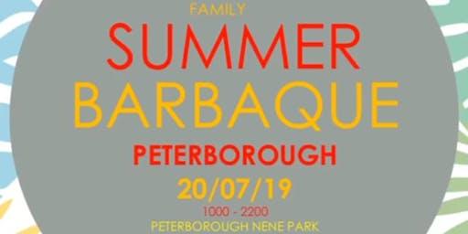 Family Summer BBQ Peterborough- Mukosera