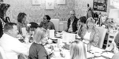 In Group Networking Meeting Harrogate
