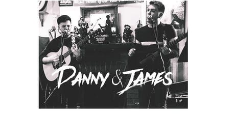 Danny  and James  Band on Main Street tickets