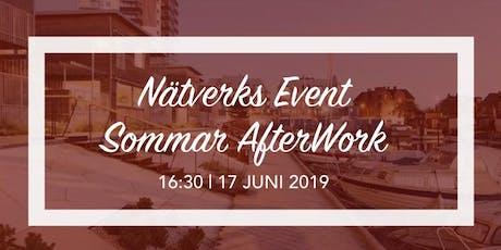 Nätverks Event - Sommar AW tickets