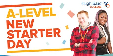 A-level New Starter Day tickets