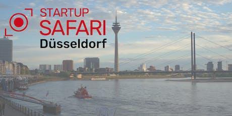Startup SAFARI Düsseldorf Tickets
