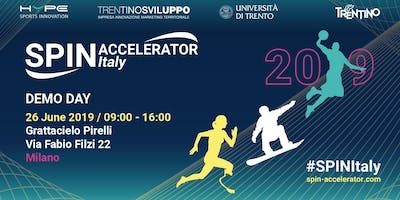 Demo Day - SPIN Accelerator Italy 2019