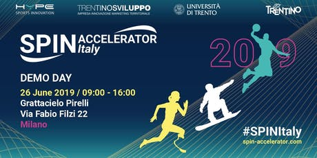 Demo Day - SPIN Accelerator Italy 2019  tickets