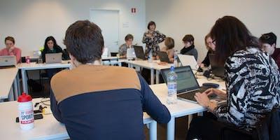 Workshop KlasCement optimaal gebruiken + ICT-tips - ROESELARE, 08.10.2019