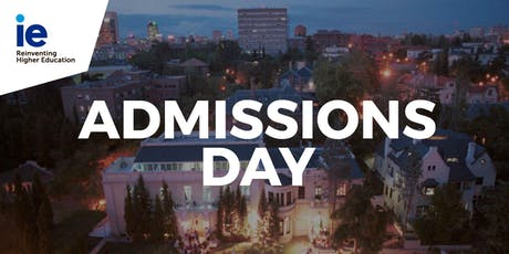 IE Admissions Day - Bangkok tickets