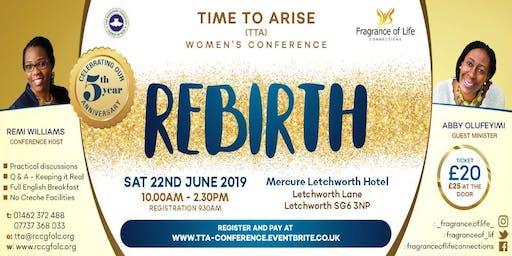 TTA Women's Conference 2019