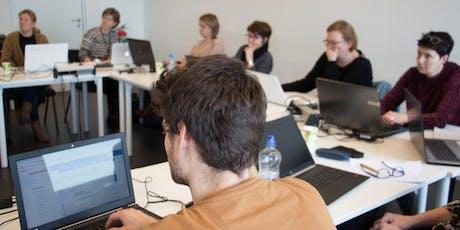 Workshop KlasCement optimaal gebruiken + ICT-tips - GEEL, 15.10.2019 tickets