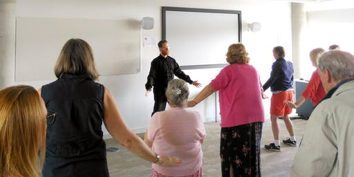 Living well with dementia: Tai Chi, creative drama and independence at home
