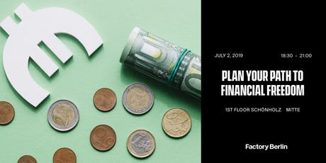 Plan Your Path to Financial Freedom Tickets