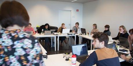 Workshop KlasCement optimaal gebruiken + ICT-tips - LEUVEN, 17.10.2019 billets