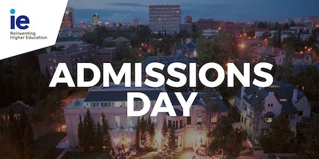 IE Admissions Day - Manila tickets
