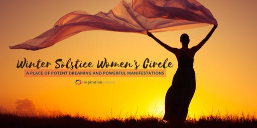 The Feminine Way - Winter Solstice Circle for Women