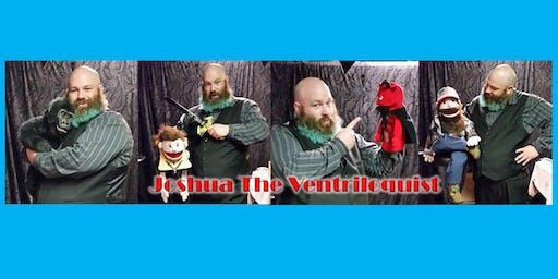 Joshua Lackey Ventriloquist