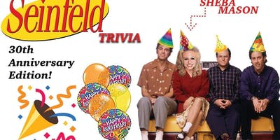 """Seinfeld"" Trivia: 30th Anniversary Edition!"