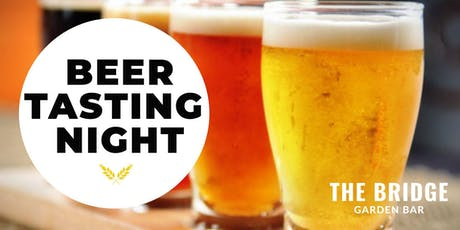 Beer Tasting Night tickets