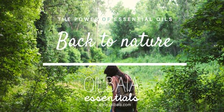 Back to nature! Introductie tot essentiële oliën tickets