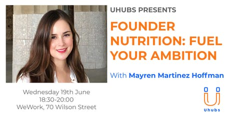 Founder Nutrition: How to Fuel Your Mission to avoid Burnout tickets