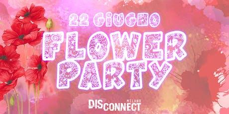 Flower Party • Garden Gate Milano biglietti