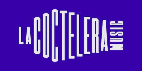 La Coctelera Live! con Mancha 'e Plátano, Indee Styla, Siwo entradas