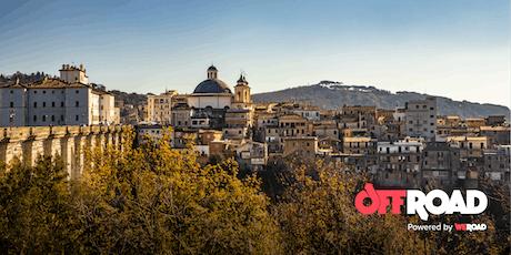 OffRoad: Castelli Romani Tickets