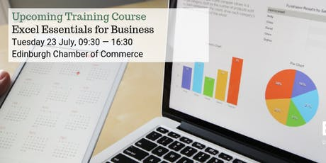 Excel Essentials for Business tickets