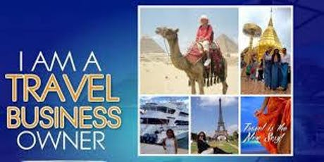 Travel Business Opportunity Meeting tickets