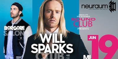 WILL SPARKS @ Club - BORGORE @ Salon