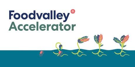 Informatiebijeenkomst Foodvalley Accelerator tickets