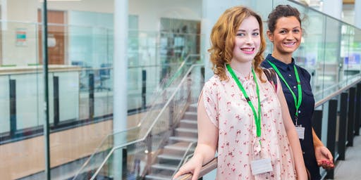 Degrees and Higher Education Open Event